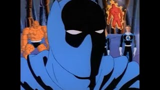 Marvel Fantastic Four 1994 The Fantastic Four VS Black Panther