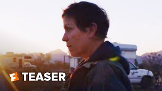 Nomadland Teaser Trailer 2020  Movieclips Trailers