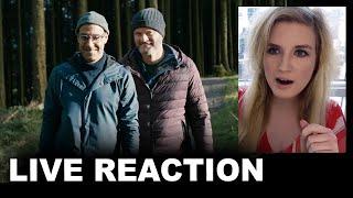 Supernova Trailer REACTION  Colin Firth  Stanley Tucci
