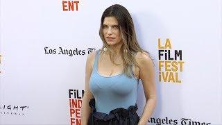 Lake Bell Shot Caller LA FILM Festival Premiere Red Carpet