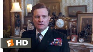 The Kings Speech 1212 Movie CLIP I Cant Speak 2010 HD