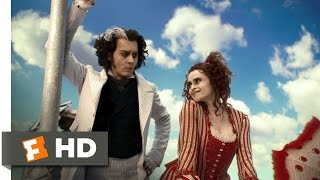 Sweeney Todd 78 Movie CLIP By the Sea 2007 HD