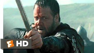 Robin Hood 1010 Movie CLIP Beach Battle 2010 HD