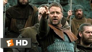 Robin Hood 810 Movie CLIP Power From the Ground Up 2010 HD