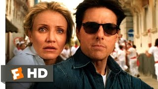 Knight and Day 33 Movie CLIP The Running of the Bulls 2010 HD