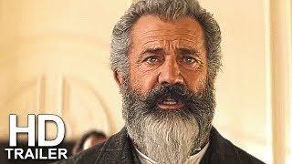 THE PROFESSOR AND THE MADMAN Official Trailer 2019 Mel Gibson Sean Penn Movie HD
