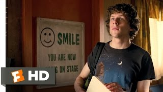 Adventureland 112 Movie CLIP  You Are Hired 2009 HD