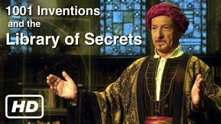 HD EDITION 1001 Inventions and the Library of Secrets  Sir Ben Kingsley English