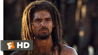 10000 BC 910 Movie CLIP  He is Not a God 2008 HD