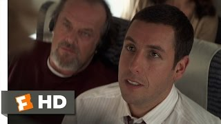 Anger Management 18 Movie CLIP  Rage on a Plane 2003 HD