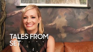 Tales from Set Beth Behrs on 2 Broke Girls