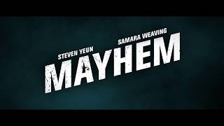 MAYHEM Official Trailer 2017 Steven Yeun Joe Lynch Crazy Movie HD