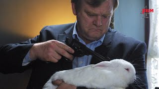 Brendan Gleeson stars in black comedy Six Shooter directed byMartin McDonagh Film4 Short