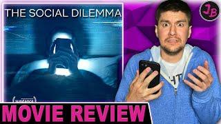 THE SOCIAL DILEMMA 2020 Netflix Review Social Media Documentary