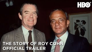 Bully Coward Victim The Story of Roy Cohn  Official Trailer  HBO
