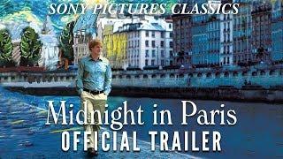 Midnight in Paris Official Trailer HD 2011