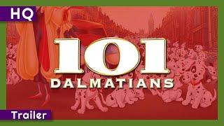 101 Dalmatians 1961 Trailer