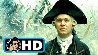 Pirates of the Caribbean At Worlds End Movie CLIP Becketts Death Scene FULL HD 2007