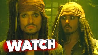 Pirates of the Caribbean At Worlds End Outtakes Bloopers Gag Reel Johnny Depp ScreenSlam