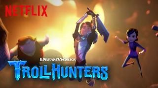 Dreamworks Trollhunters Guillermo del Toro Featurette Netflix
