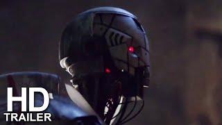AUTOMATA Official Trailer 2014 Antonio Banderas SciFi HD