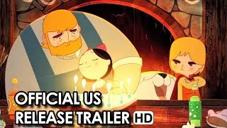 Song of the Sea Official US Release Trailer 2014  Animated Movie HD