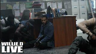 Blacks Seek Justice for Cop Killings by Hijacking Police Station In Nate Parkers Film AMERICAN SKIN