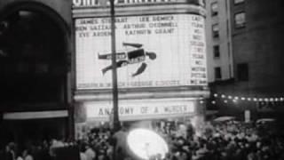 Anatomy of a Murder Premiere 1959