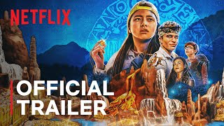 FINDING OHANA  Official Trailer  Netflix