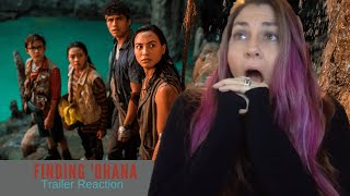 Finding OHana Trailer Reaction I Hate Spiders