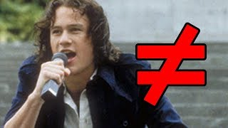 10 Things I Hate About You  Whats the Difference