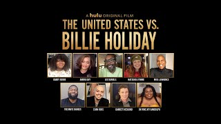 A Conversation with the Director  Cast of The United States vs Billie Holiday