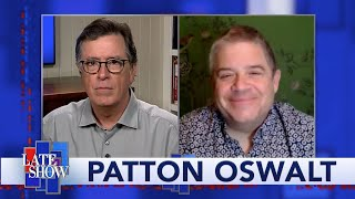 Patton Oswalt On How It Felt To Make The Docuseries Ill Be Gone in the Dark