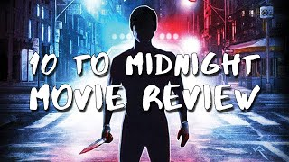 10 to Midnight  1983  Movie Review  88 Films  Slasher Classics 44  Charles Bronson