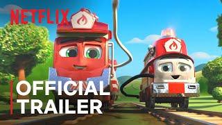 Mighty Express NEW Series Trailer Netflix Jr