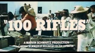 100 RIFLES  TRAILER