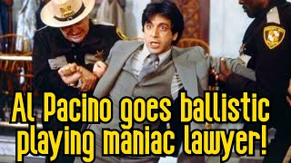 And Justice for All 1979  Movie Review  Al Pacino On Fire