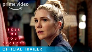 Tell Me Your Secrets Season 1  Official Trailer  Prime Video