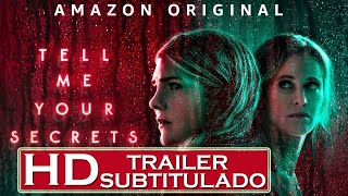 TELL ME YOUR SECRETS Trailer SUBTITULADO HD Serie de Amazon Prime