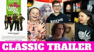 10 Things I Hate About You Official Trailer 1999 Reaction
