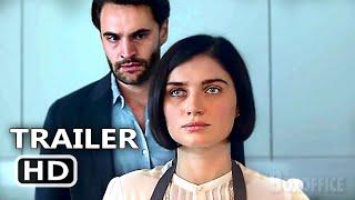 BEHIND HER EYES Trailer 2021 New Netflix Thriller Series