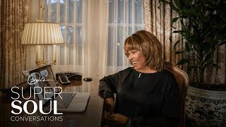 Tina Turner on Willing Herself to Walk Again After a Stroke  SuperSoul Conversations  OWN