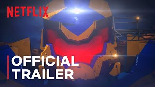 Pacific Rim The Black  Official Trailer 1  Netflix