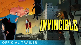 Invincible  Official Trailer  Prime Video