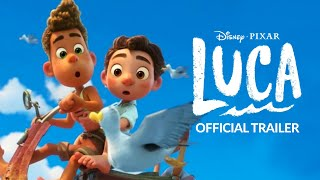 Disney and Pixars Luca Official Trailer 2021