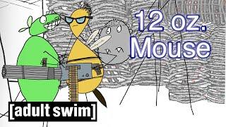 12 oz Mouse  Spider Exterminators  Adult Swim UK