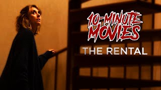 The Rental 2020  10Minute Movies