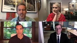 Borat Subsequent Moviefilm QA with Sacha Baron Cohen Maria Bakalova  Jason Woliner