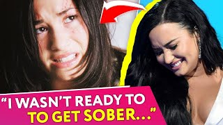 Tragic Life Story Of Demi Lovato Rebirth After Dancing With The Devil  OSSA
