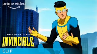 Invincible First Look Clip Prime Video